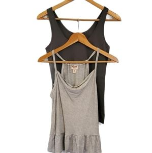 Both NWT Tank Tops XS Old Navy/Mossimo